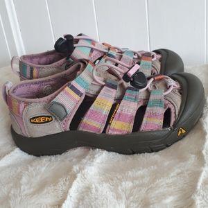 Keen sandals. Girls size 1
